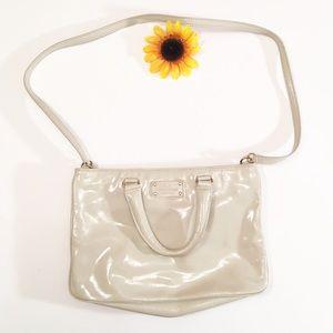 Igor gray Kate Spade handbag/shoulder bag